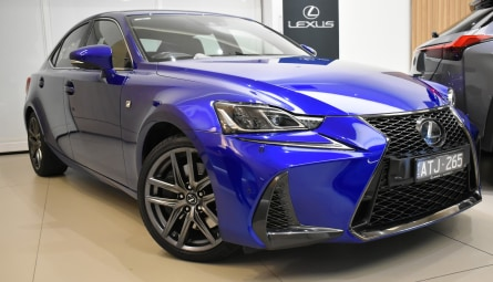 2018 Lexus IS IS300 F Sport Sedan