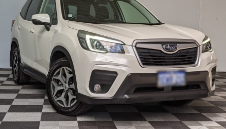 2018 Subaru Forester 2.5i Wagon