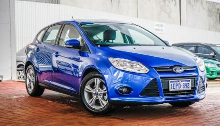 2014  Ford Focus Trend Hatchback
