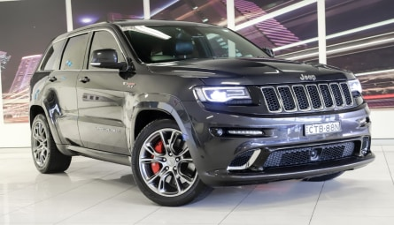 2014 Jeep Grand Cherokee SRT Wagon