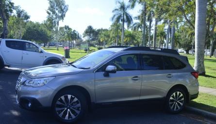 2016  Subaru Outback 2.5i Wagon