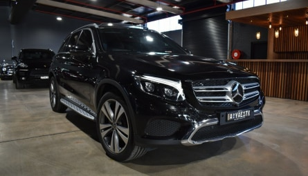 2018  Mercedes-Benz GLC-Class Glc250 D Wagon