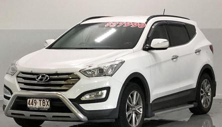 2013 Hyundai Santa Fe Active Wagon