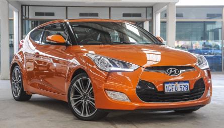 2016 Hyundai VelosterCoupe