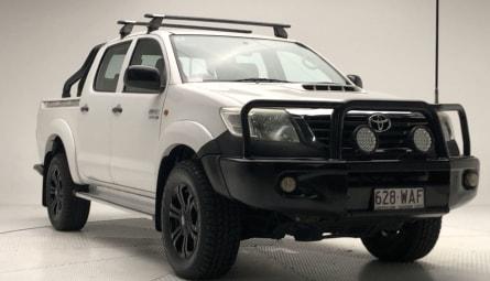 2013  Toyota Hilux Sr Utility Double Cab