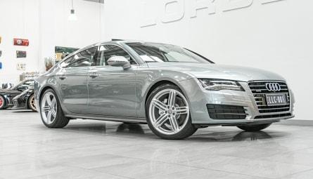 2012 Audi A7Sportback