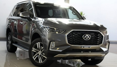2021  LDV D90 Executive Wagon