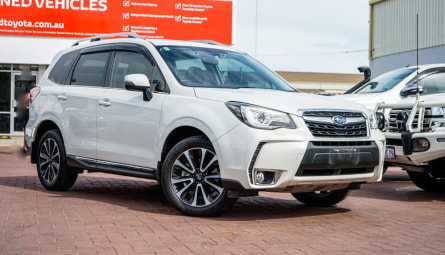 2018 Subaru Forester XT Premium Wagon