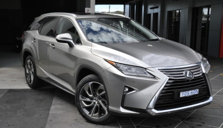 2019 Lexus RX RX350L Sports Luxury Wagon