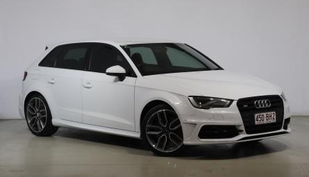 2015 Audi S3Sportback
