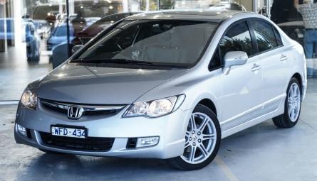 2008 Honda Civic Sport Sedan