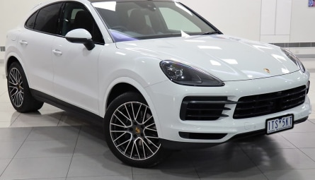 2020  Porsche CayenneCoupe