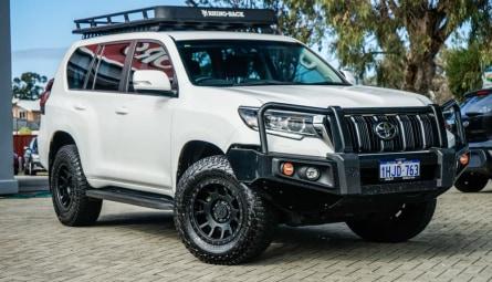 2018  Toyota Landcruiser Prado Gxl Wagon