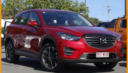 2016 Mazda CX-5 Grand Touring Wagon