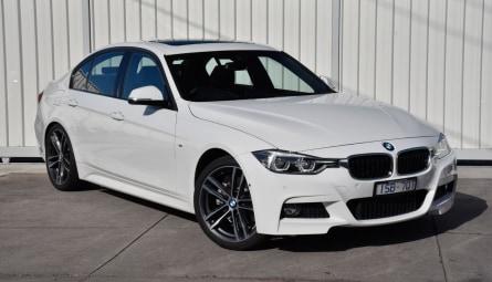2018  BMW 3 Series 330i M Sport Sedan