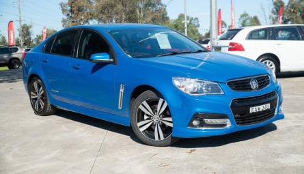 2014  Holden Commodore Sv6 Storm Sedan
