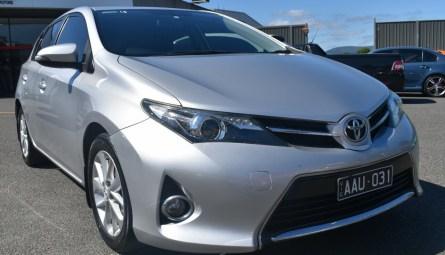 2013 Toyota Corolla Ascent Sport Hatchback