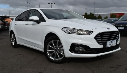 2019 Ford Mondeo Ambiente Hatchback