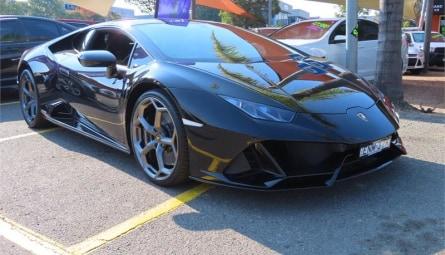 2019  Lamborghini Huracan Evo Coupe