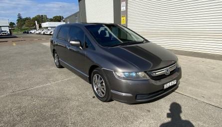 2008 Honda Odyssey Luxury Wagon