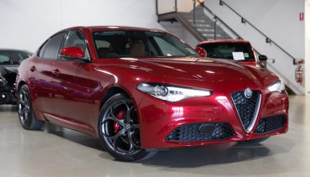 2019  Alfa Romeo GiuliaSedan