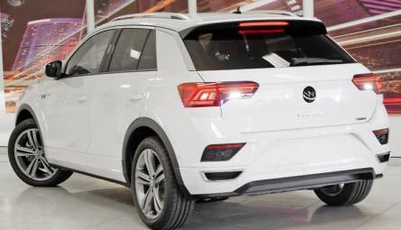 2021  Volkswagen T-Roc 140tsi Sport Wagon