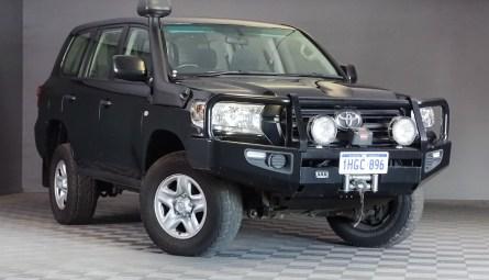 2016 Toyota Landcruiser GX Wagon