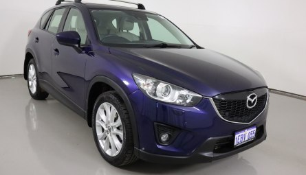 2012  Mazda CX-5 Grand Touring Wagon