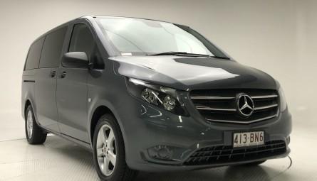 2018  Mercedes-Benz Valente 116bluetec Wagon