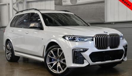 2020  BMW X7 M50i Wagon