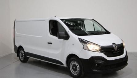 2015  Renault Trafic 103kw Van