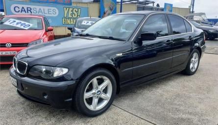 2003 BMW 3 320i Sedan
