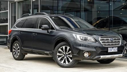 2017 Subaru Outback 2.0D Premium Wagon