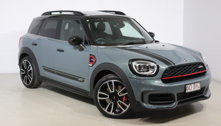2020 MINI Countryman John Cooper Works Signature Wagon
