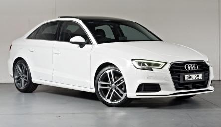 2016 Audi A3Sedan