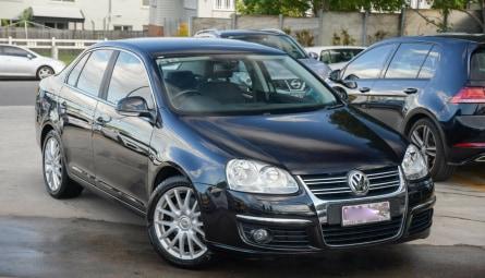 2008  Volkswagen Jetta Fsi Sedan