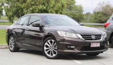 2015 Honda Accord V6L Sedan