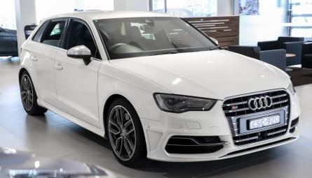 2014 Audi S3Sportback