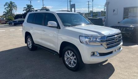2018  Toyota Landcruiser Vx Wagon