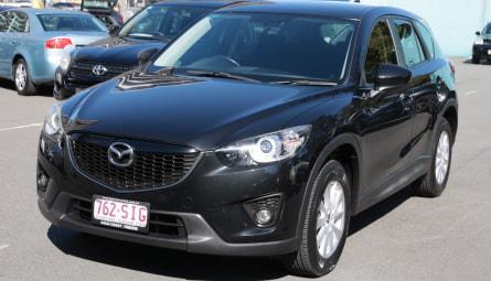 2012  Mazda CX-5 Maxx Sport Wagon