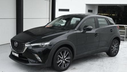 2017 Mazda CX-3 sTouring Wagon
