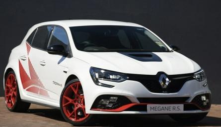 2020 Renault Megane R.S. Trophy-R Hatchback