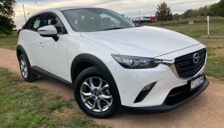 2018 Mazda CX-3 Maxx Sport Wagon
