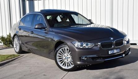 2013  BMW 3 Series 328i Luxury Line Sedan