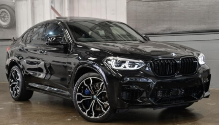 2020  BMW X4 M Competition Coupe