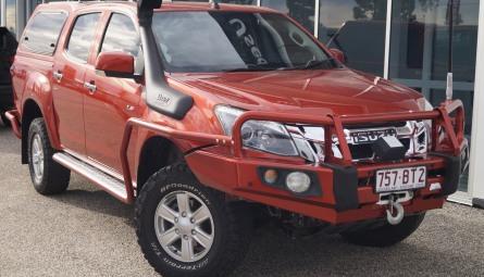 2015  Isuzu D-MAX Ls-m Utility Crew Cab