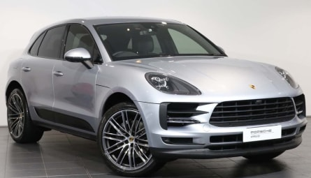 2019 Porsche Macan S Wagon