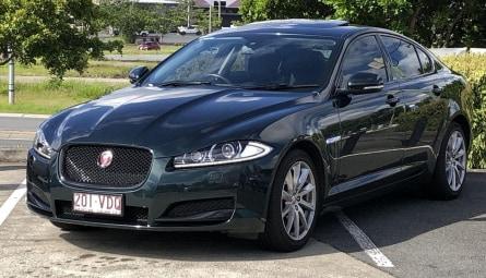 2014  Jaguar XF Luxury Sedan