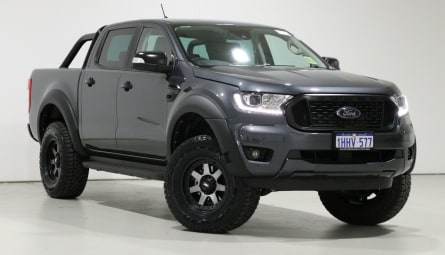 2021  Ford Ranger Xlt Pick-up Double Cab