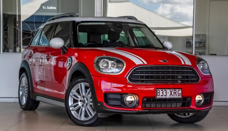 2017 MINI Countryman Cooper Wagon